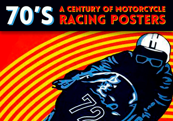 70'S Motorcycle racing posters