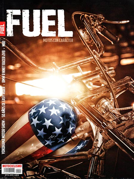 Fuel n15 cover