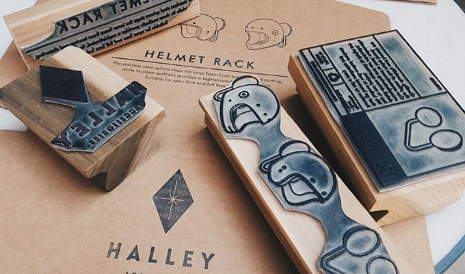 Halley Accessories Packaging