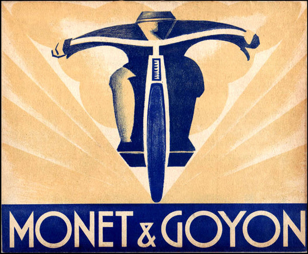 Monet & Goyon 1920's Graphic