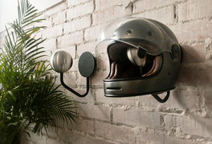 Halley Accessories wall helmet rack hanger