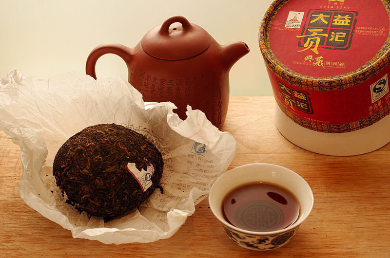 Pu-Erh Tea For Good Health