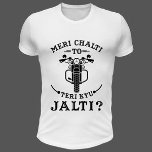 Meri Chalti To by tshirt factory india