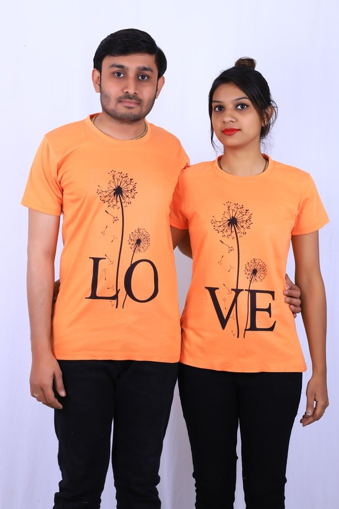 Amazing Dandial Love t shirt by tshirt factory india