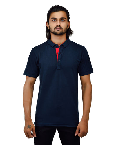Men's Regular Fit Polo Tshirt