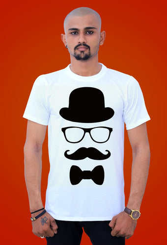 Chaplin Cap t shirt by tshirt factory india