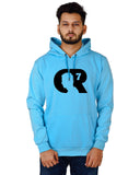 Men's Regular Fit CR7 Printed Cotton Hoodie