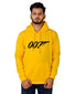Men's Regular Fit 007 Printed Cotton Hoodie