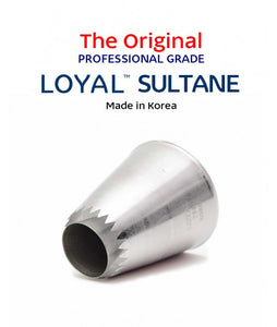 Piping Tip Stainless Steel Sultane X-Large No. 796