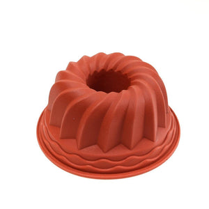 Silicone Baking Mould - Bundt Cake