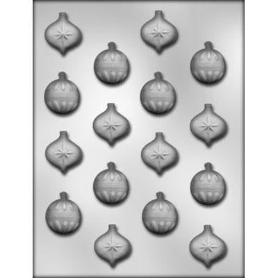 Chocolate Mould (Plastic) - Christmas Ornament