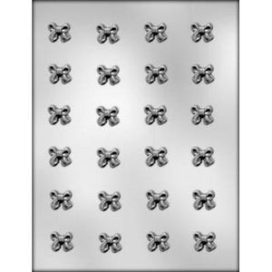 Chocolate Mould (Plastic) - Bows 3/4""