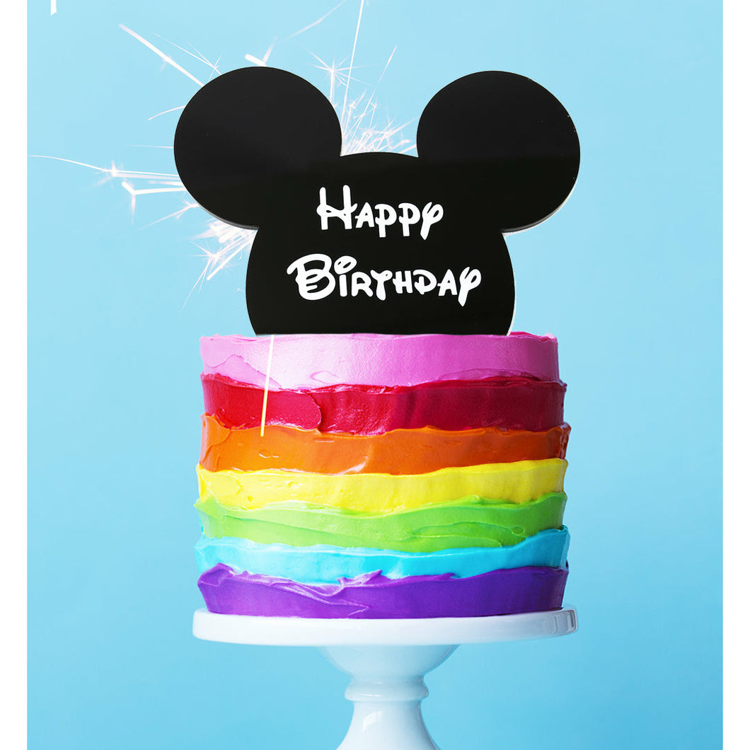 Cake Topper - Mouse