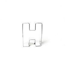 "Load image into Gallery viewer, Cookie Cutter - Letter ""H"" 7cm"