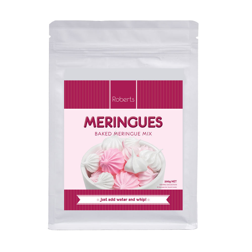 Baked Meringue Mix 200g