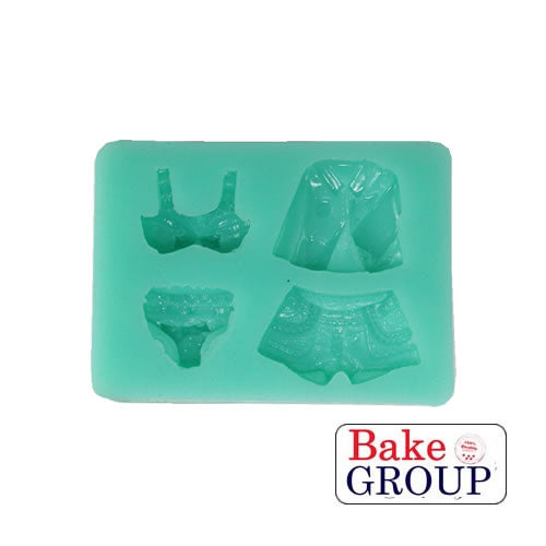Silicone Mould - Underwear Ladies
