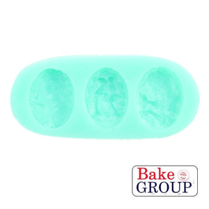Silicone Mould - Cameos
