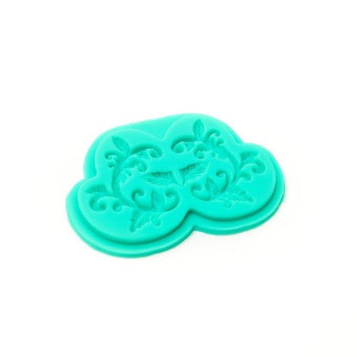 Silicone Mould - Decorative Leaf