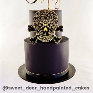 Edible Art Paint Black