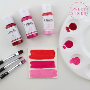 Edible Art Paint Red