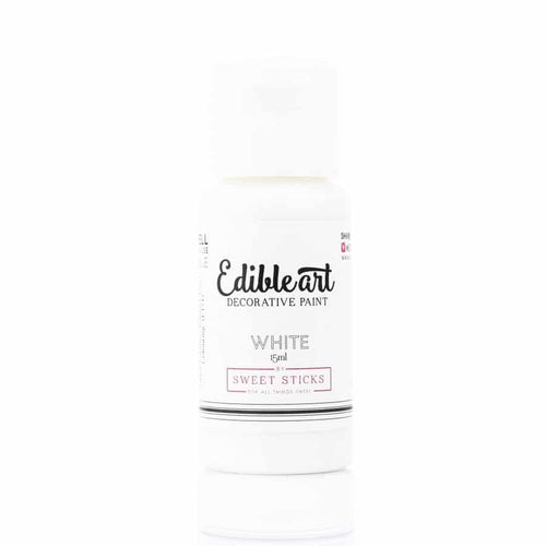Edible Art Paint White