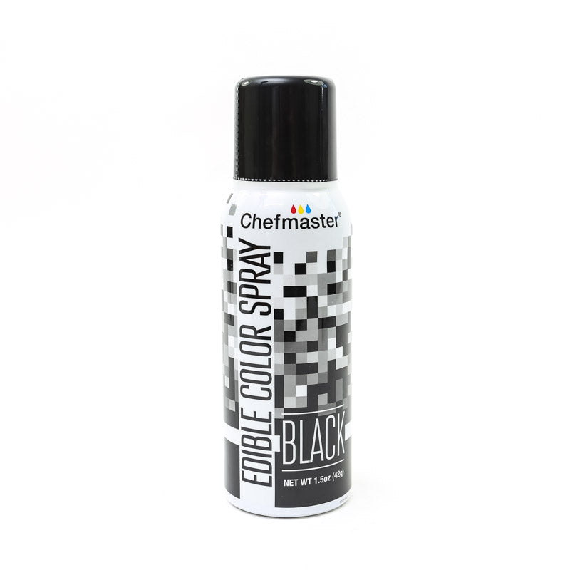 Edible Color Spray Black 42g