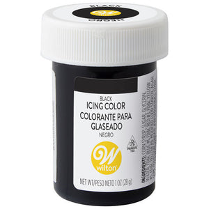 Gel Colour Black 28g