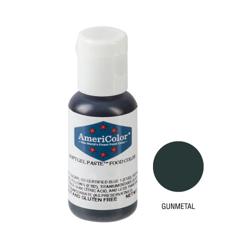 Gel Paste Gunmetal 21.3g