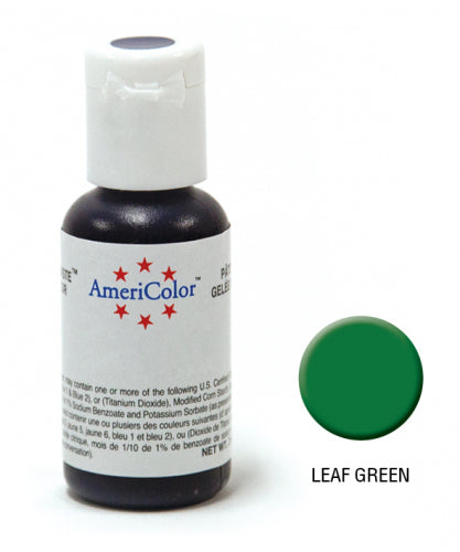 Gel Paste Leaf Green 21.3g