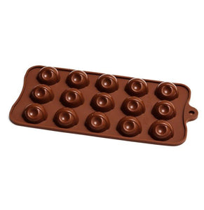 Chocolate Mould (Silicone) - Imperial Round
