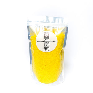 Jimmies Yellow 500g