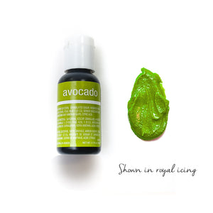 Liqua-Gel Avocado 20ml