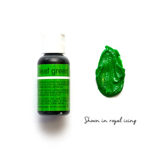 Liqua-Gel Leaf Green 20ml