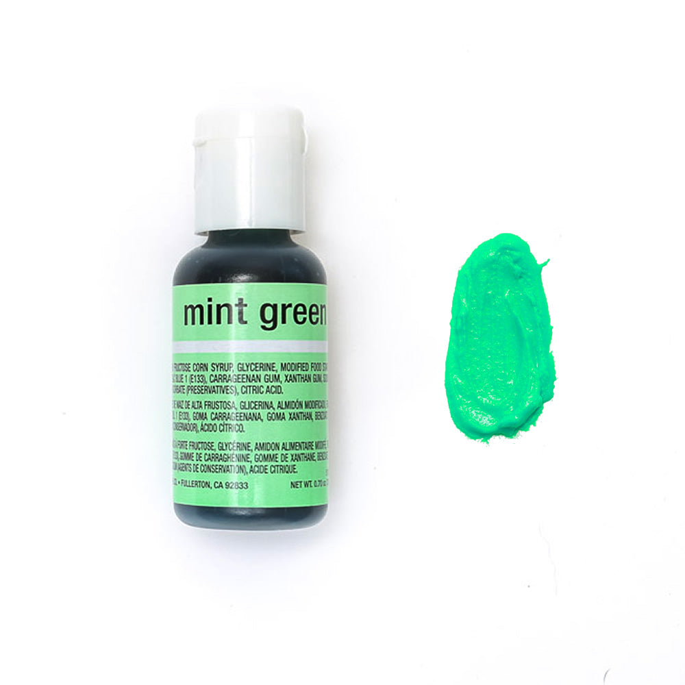 Liqua-Gel Mint Green 20ml