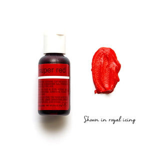 Liqua-Gel Super Red 20ml