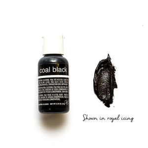 Liqua Gel Coal Black 20ml