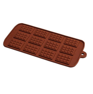 Chocolate Mould (Silicone) - Mini Chocolate Bar