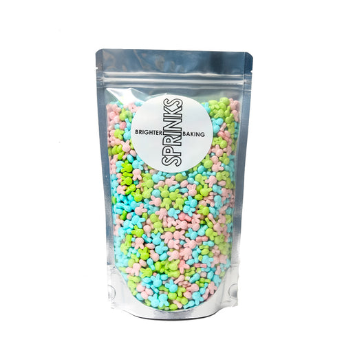 Pastel Easter Bunnies Mix 500g
