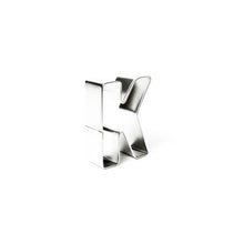 "Load image into Gallery viewer, Cookie Cutter - Letter ""K"" 7cm"
