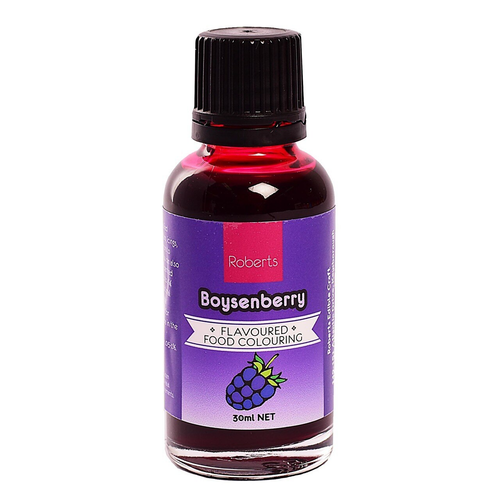 Flavour Colour 30ml - Boysenberry