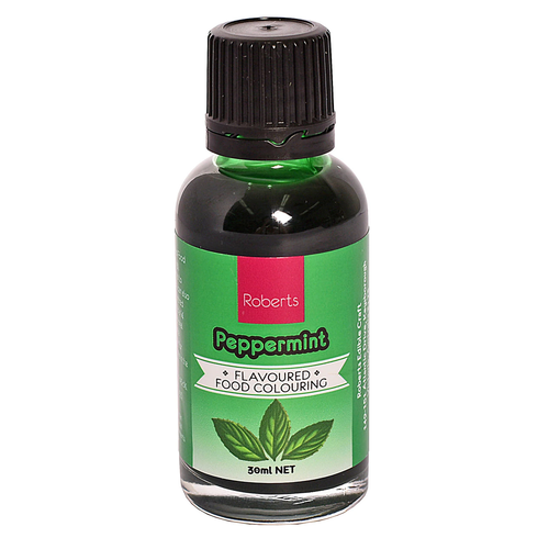 Flavour Colour 30ml - Peppermint