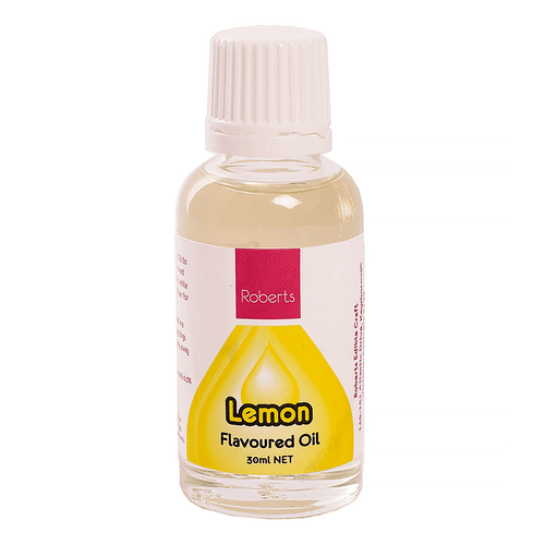 Flavour Oil 30ml - Lemon