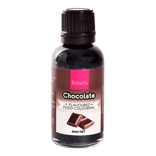 Flavour Colour 30ml - Chocolate