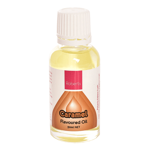 Flavour Oil 30ml - Caramel