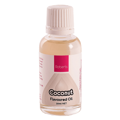 Flavour Oil 30ml - Coconut