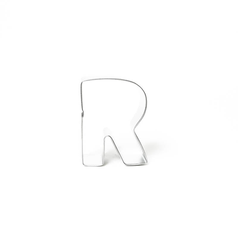Cookie Cutter - Letter
