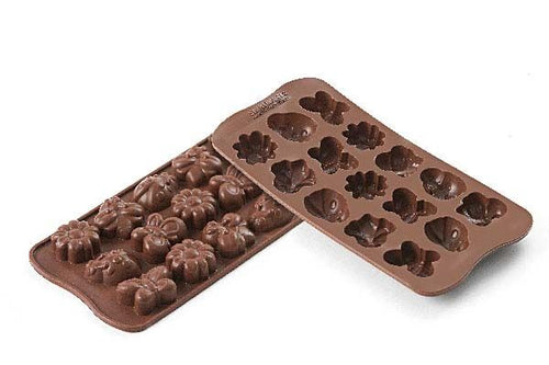 Chocolate Mould (Silicone) - Choco Spring-Life