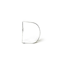 "Load image into Gallery viewer, Cookie Cutter - Letter ""D"" 7cm"