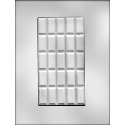 Chocolate Mould (Plastic) - Chocolate Bar