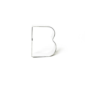 "Cookie Cutter - Letter ""B"" 7cm"